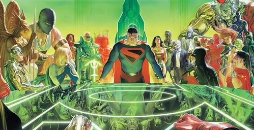 SuperHero DC Kingdom Come