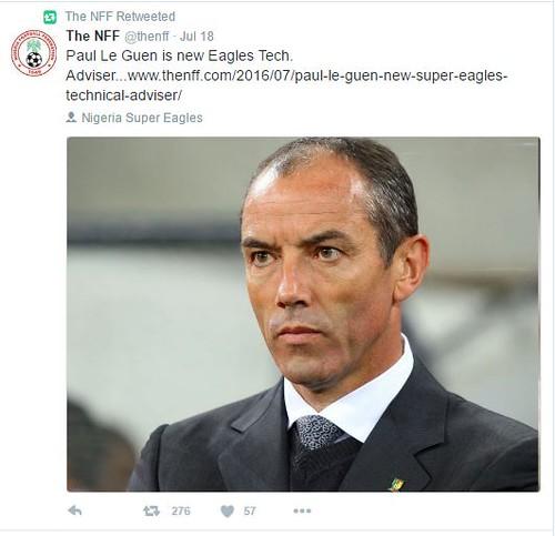 NFF-Tweet