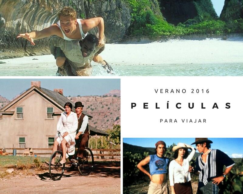 películas para viajar