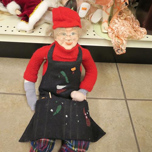 worst doll