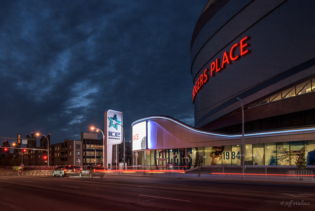 Opening Night - Rogers Place [Explored]