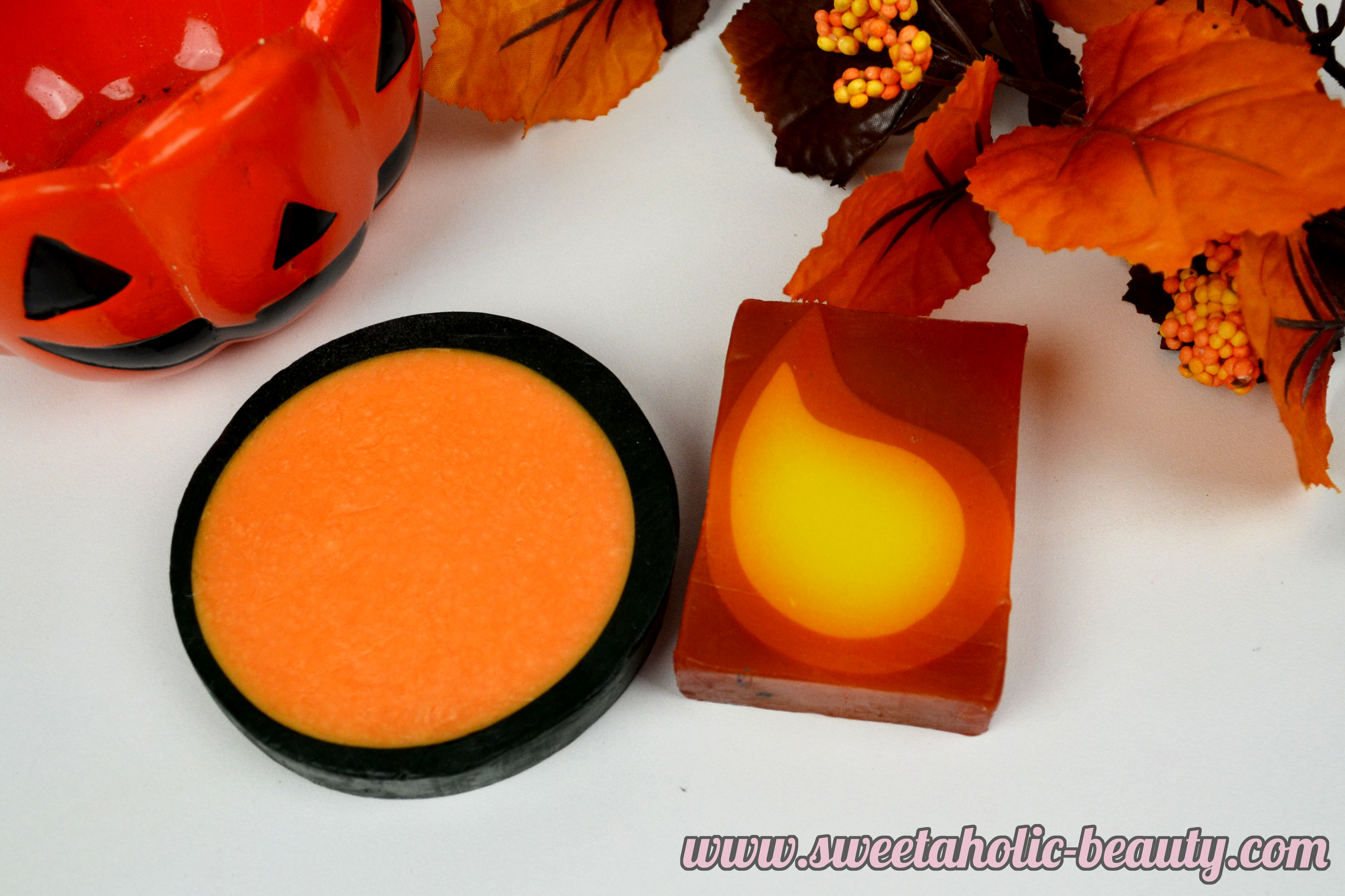 Halloween with Lush Cosmetics - Sweetaholic Beauty
