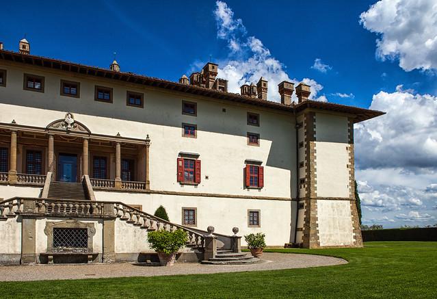 Villa Medicea, la Ferdinanda - Prato