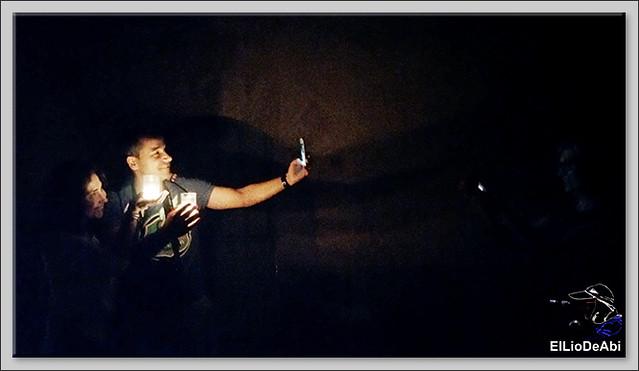 10.000 velas iluminan Fuentidueña en la noche de agua y fuego 17