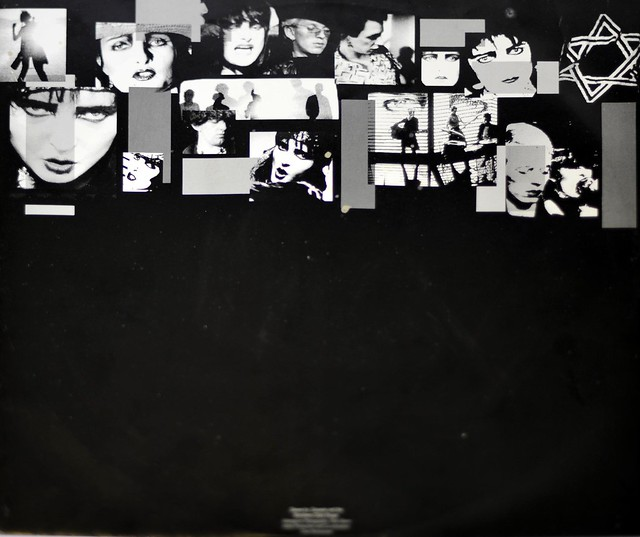 """SIOUXSIE & THE BANSHEES - ONCE UPON A TIME """"THE SINGLES"""" 12"""" LP VINYL"""