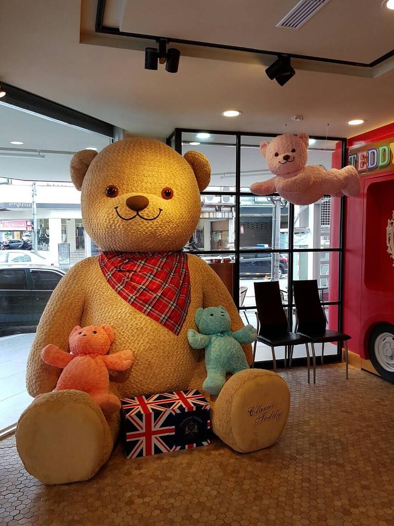 泰迪熊咖啡