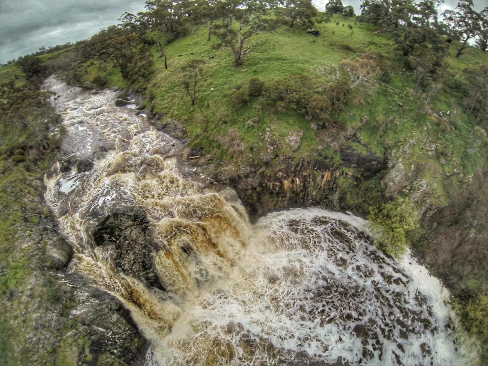 Turpin Falls - Warerfall