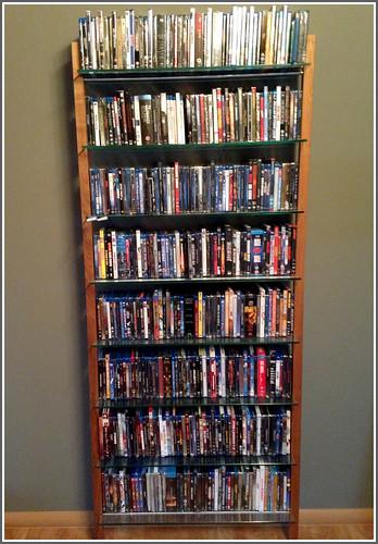 dvd shelving unit or bookcase cherry wood dvd und bücherregal kirschbaum vollholz mit