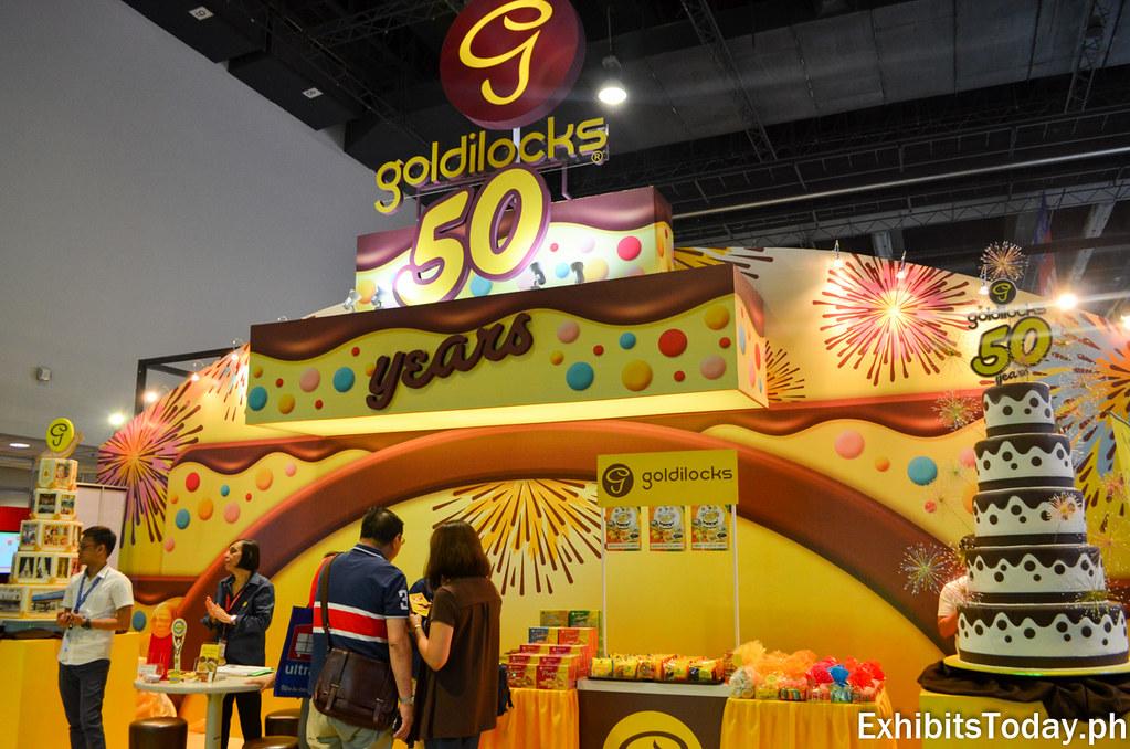 Goldilocks Exhibit Stand