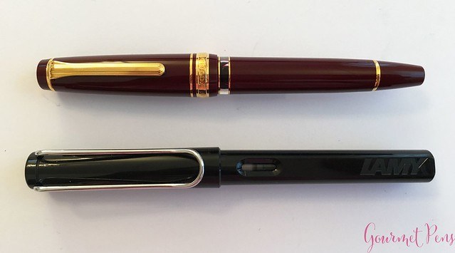 Review Sailor Pro Gear Realo FP @PenChalet 4