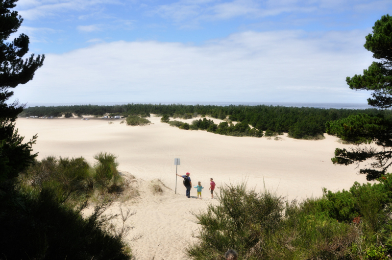 Dunes at Winchester Bay @ Mt. Hope Chronicles