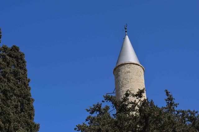 Minaret Of Hala Sultan Tekke