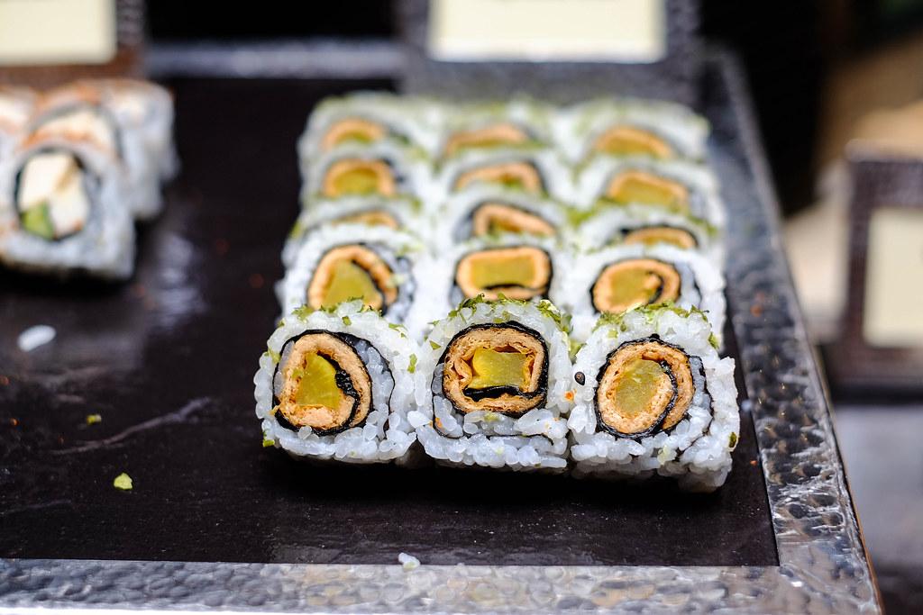 Melt Café: Sushi