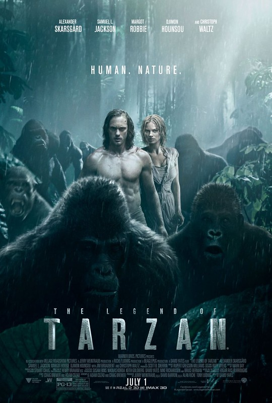 The Legend of Tarzan - Poster 3