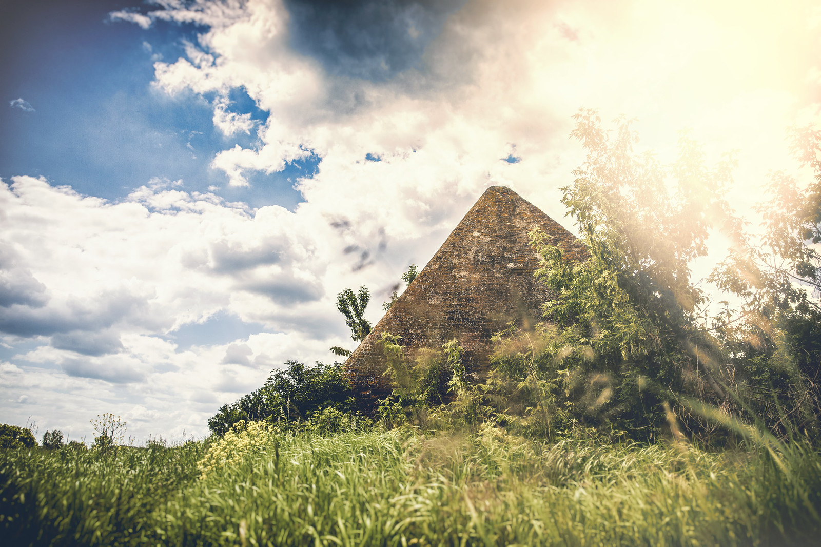 Сабуровская пирамида