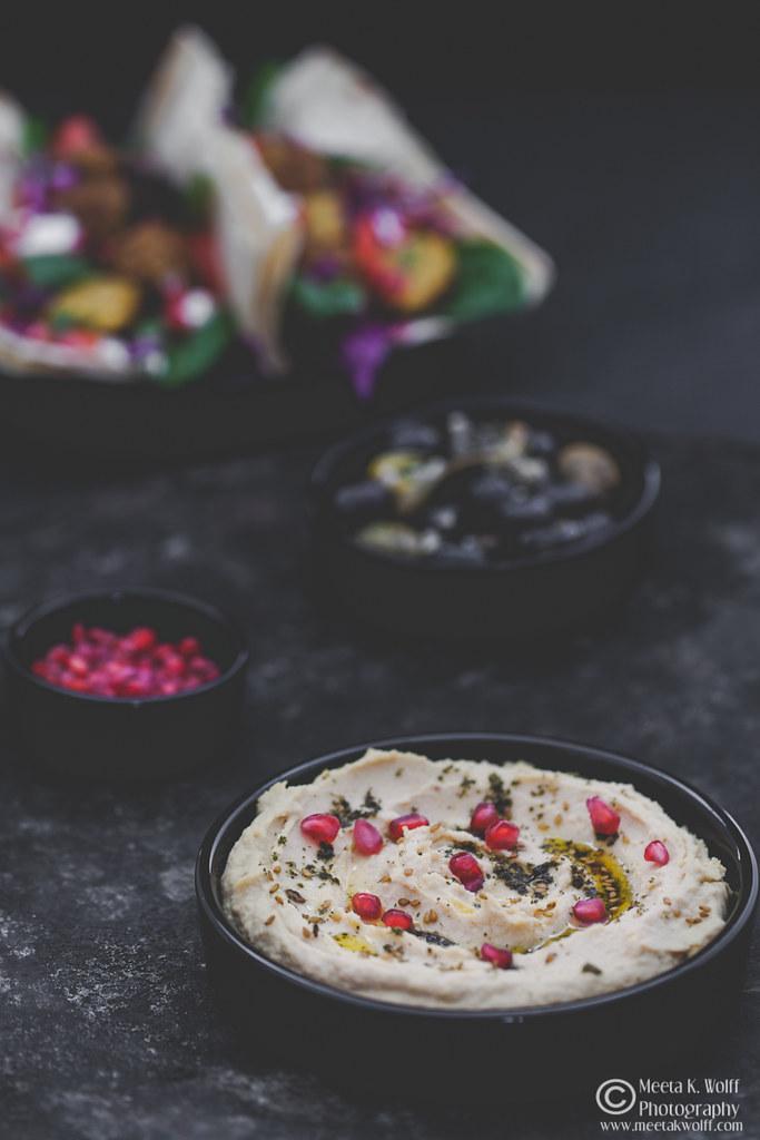 Falafel Hummus Lavash by Meeta K. Wolff-WM-0080