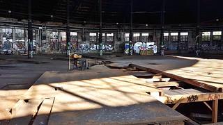 2016-0725 20 BERLIJN Pankow treinwerkplaats