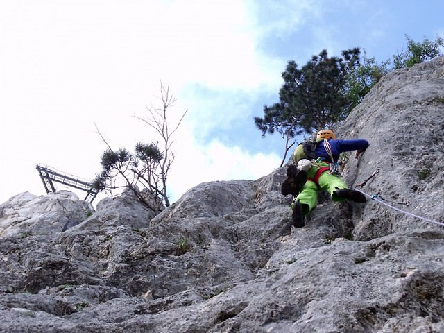 Hohe Wand Sonnenurhpfeiler (7, 200m. )