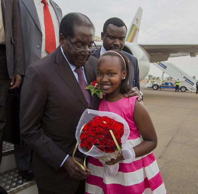 AU Mugabe Zimbabwe