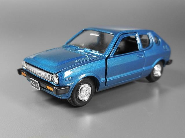 Daihatsu Charade Coupe XTE 1978