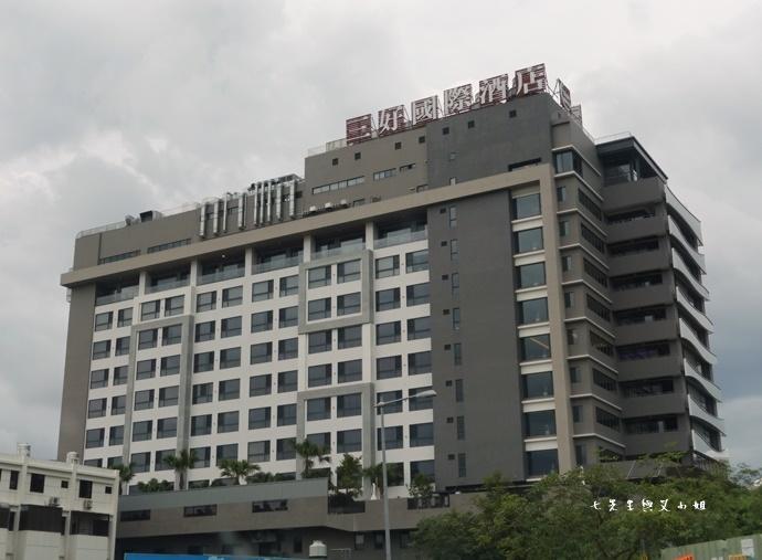 1 三好國際酒店 雲林推薦住宿