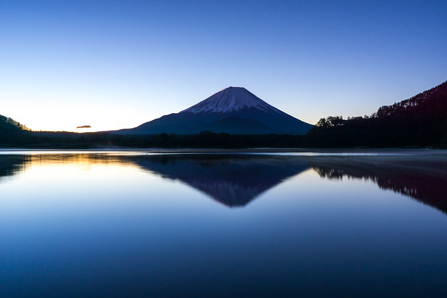 Morning of Mt.Fuji