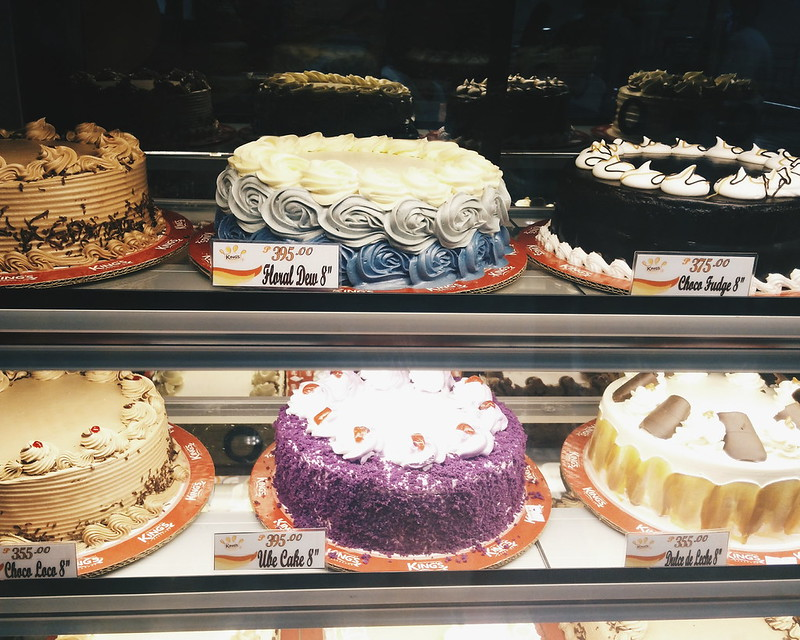 kings bakeshop tutuban