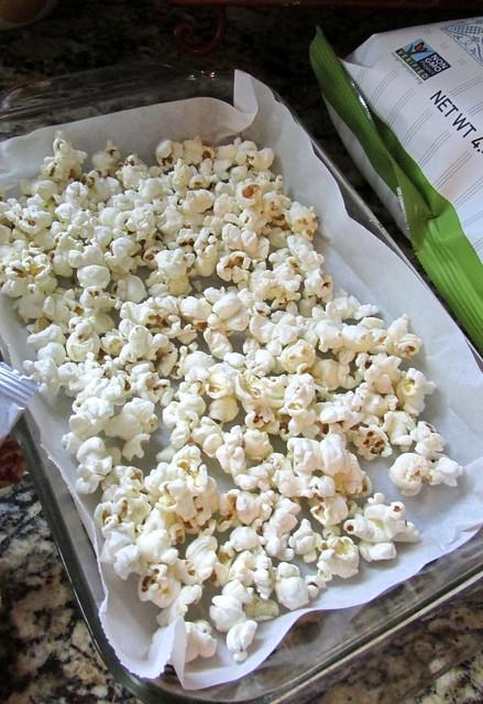 G.H. Cretors Simply Salted Popcorn Lasagna