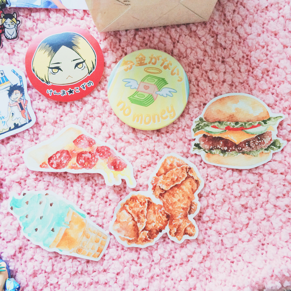 O-kun Fiesta 2 + Blush Con haul | chainyan.co