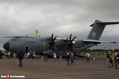 54+03 5403 - 030 - Luftwaffe German Air Force - Airbus A400M Atlas - Fairford - RIAT 2016 - Steven Gray - IMG_9351
