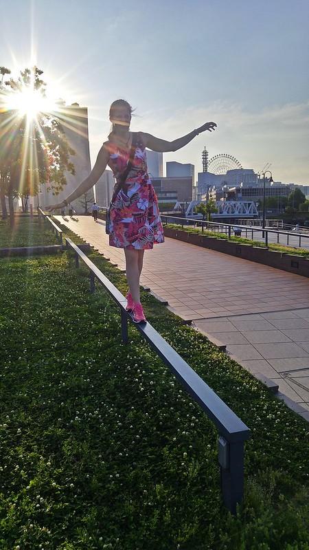 Goldengelchen Yokohama Burda-Kleid06