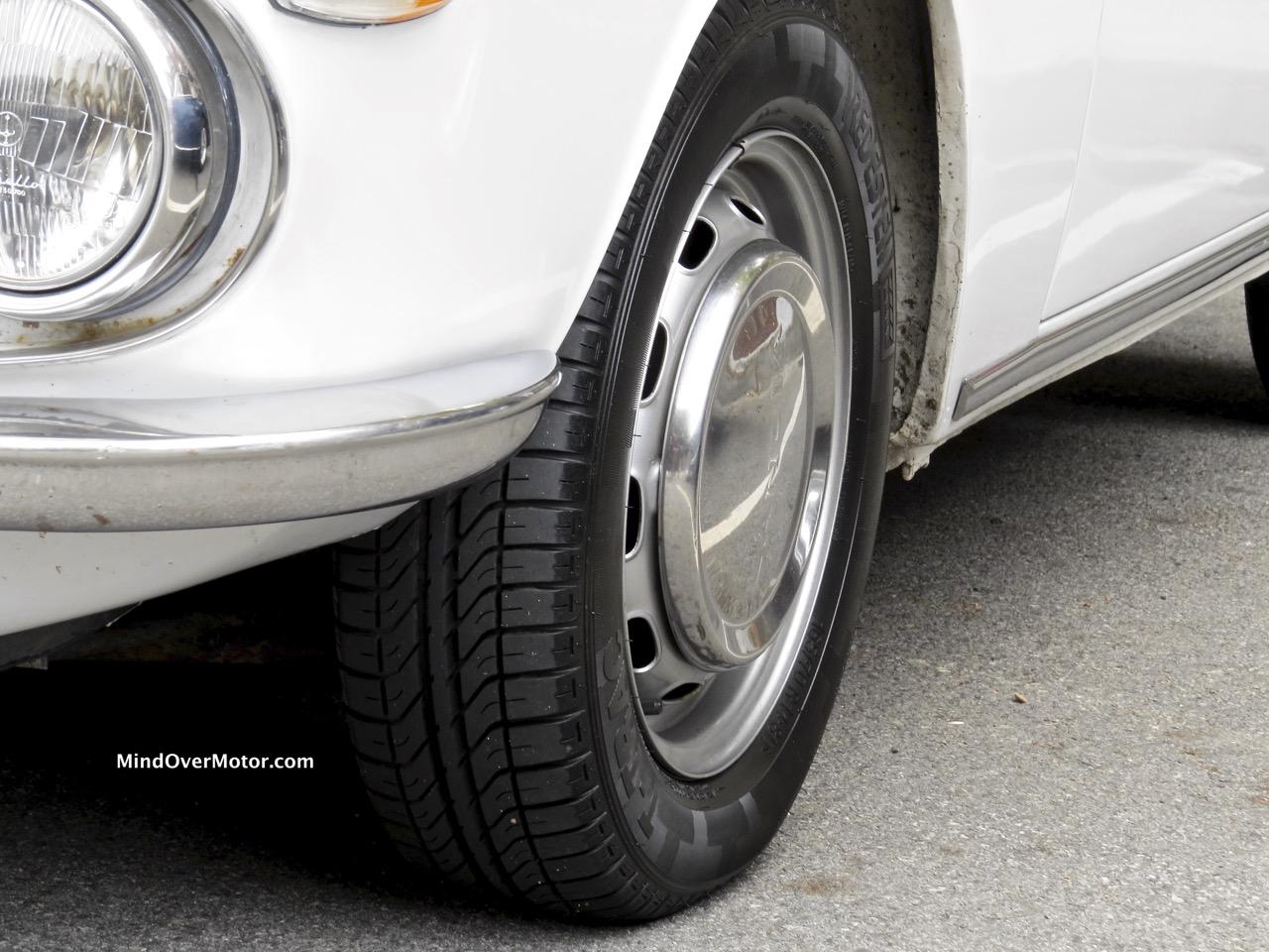 1968 Lancia Fulvia Front Tire