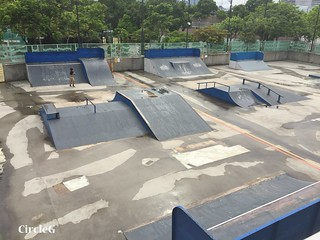 CIRCLEG 香港 遊記 美孚 嶺南之風 荔枝角公園  (24)