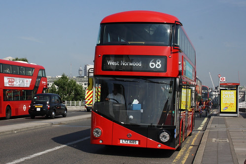 London Central LT685 LTZ1685