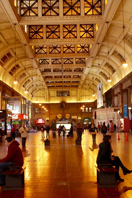 Retiro Train Station, Buenos Aires