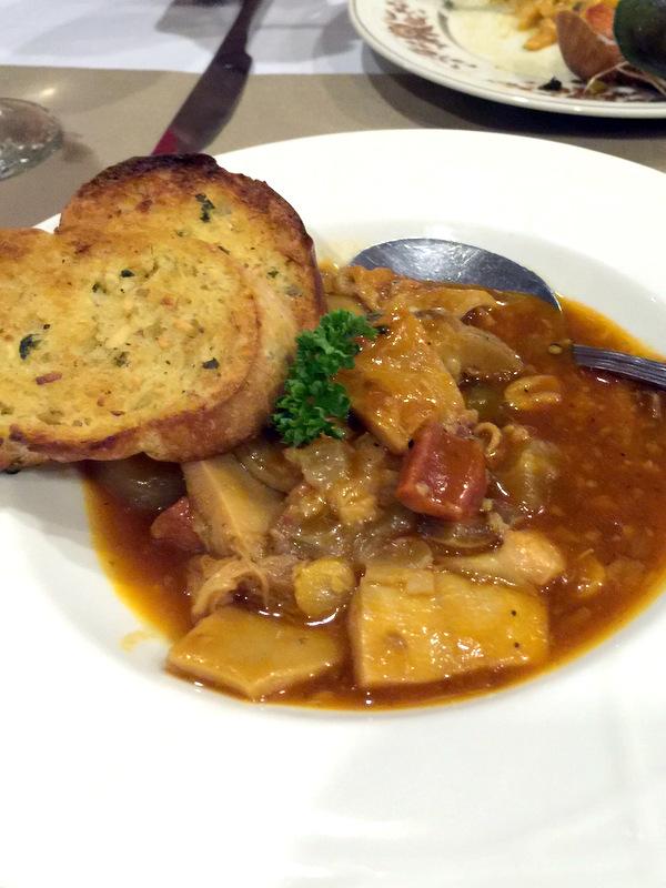 Mateo's Restaurant Cafe- Callos a la Mateo P320