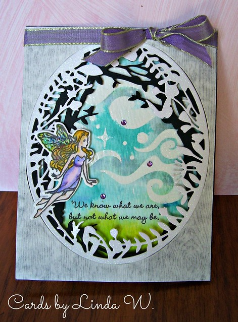 Fairy card 1