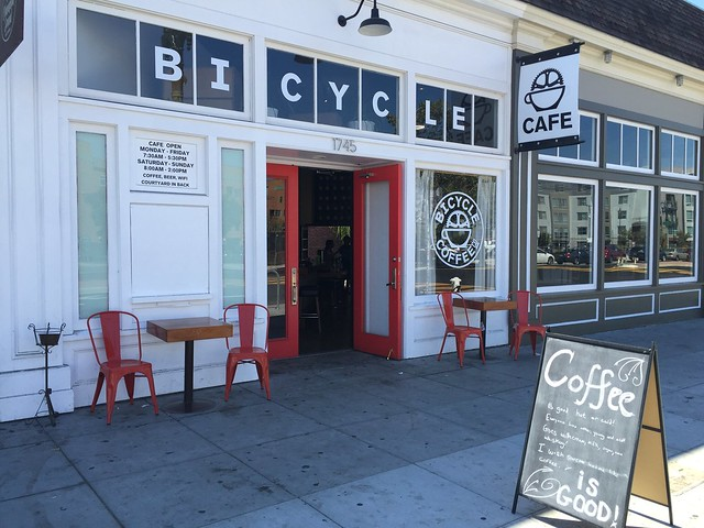 Bicycle Coffee Cafe Uptown