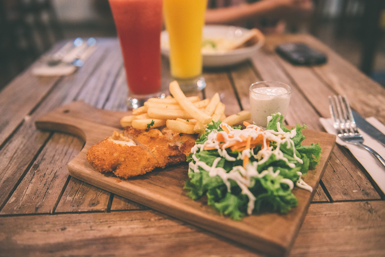 Lawas 613: Fish & Chips