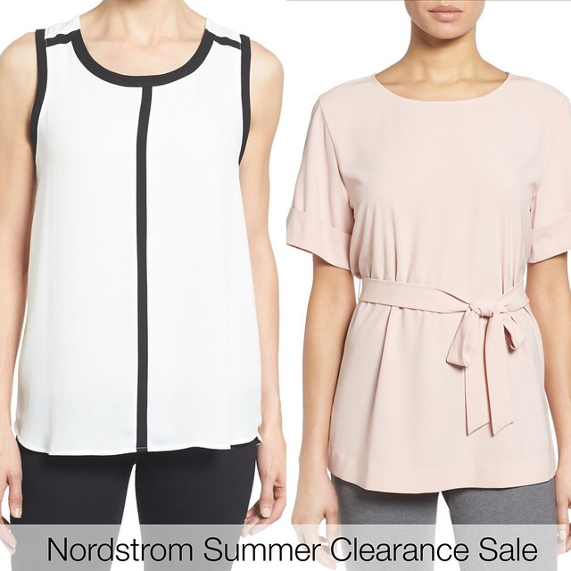 Nordstrom Summer Clearance Sale on www.whatjesswore.com