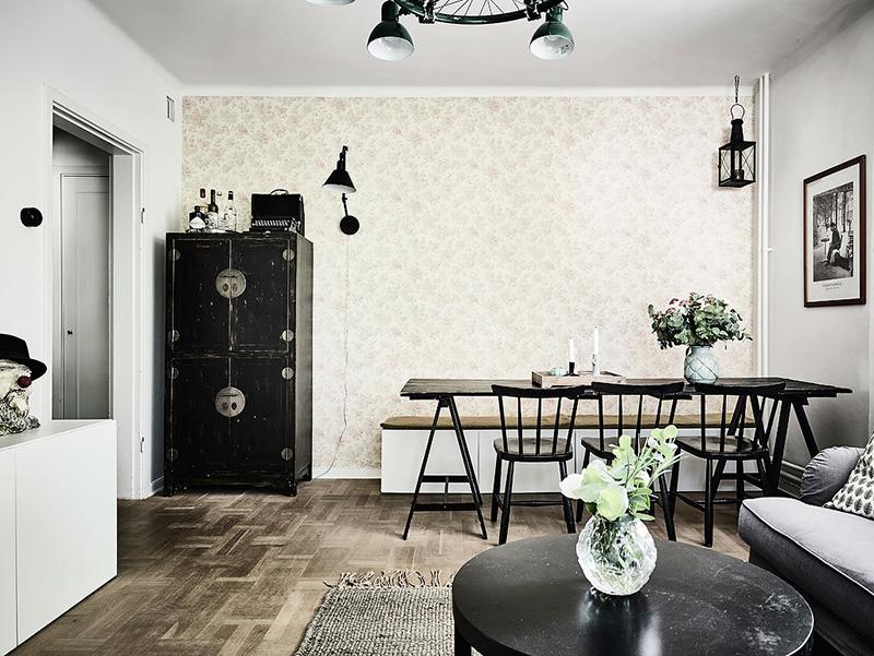 decoracion-de-casas-vintage