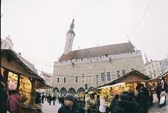 Tallinna raekoda. Raekoja plats. Tallinn. Estonia