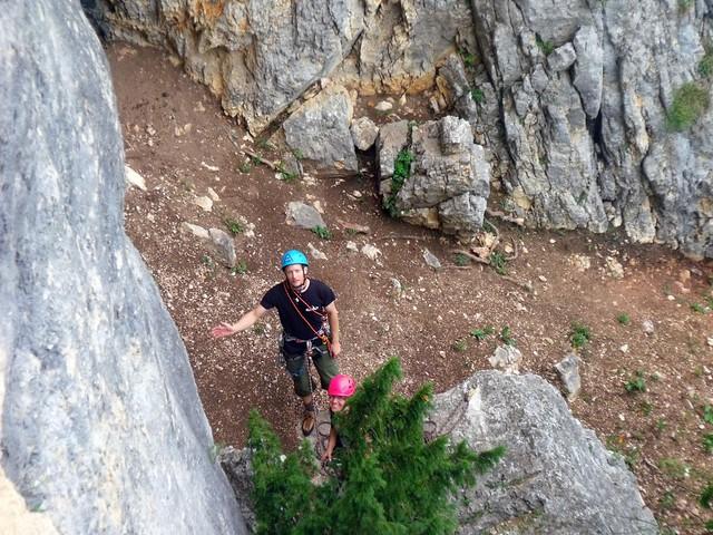 Hohe Wand Betty & Paul 145 m (6)