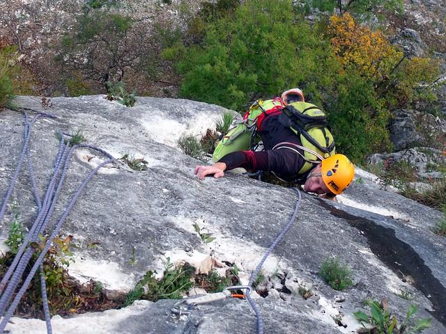 Hohe Wand Don Alfredo 190m (8-)