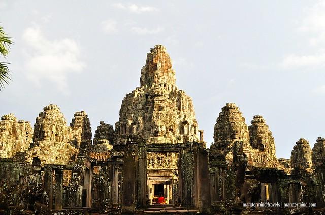 Angkor Thom Bayon Siem Reap