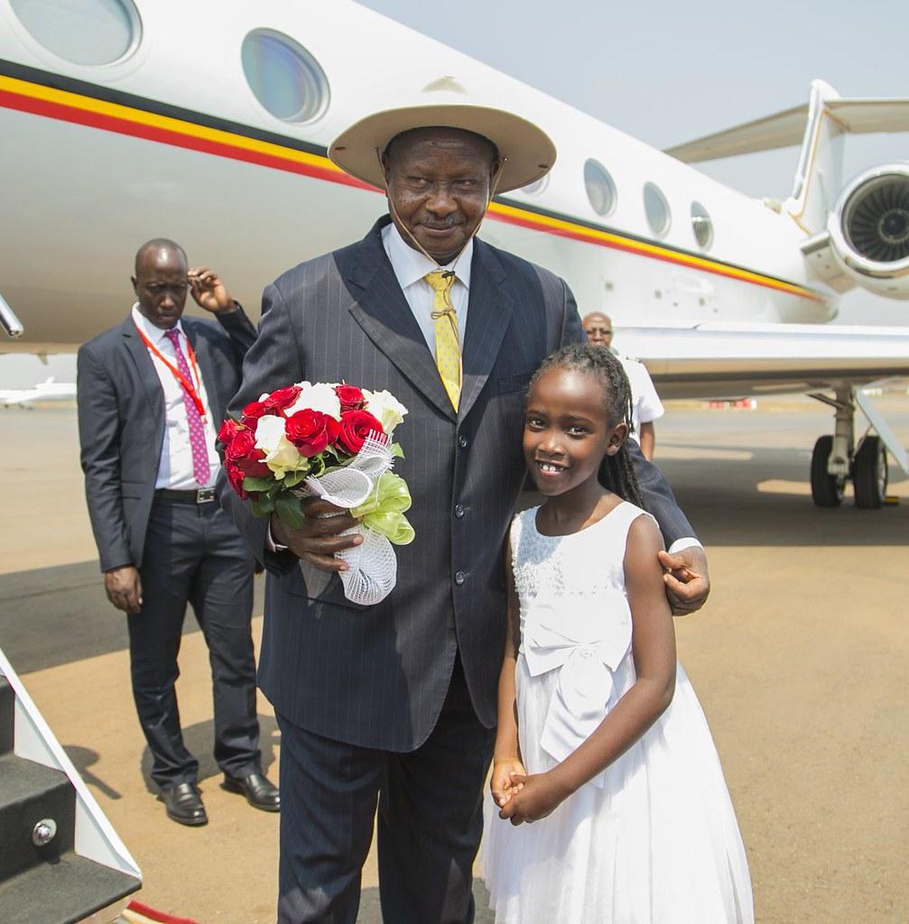 AU Uganda Museveni