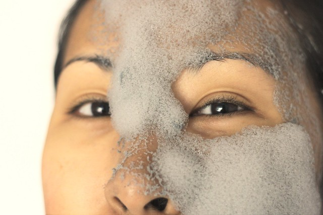 carbonated bubble face mask review