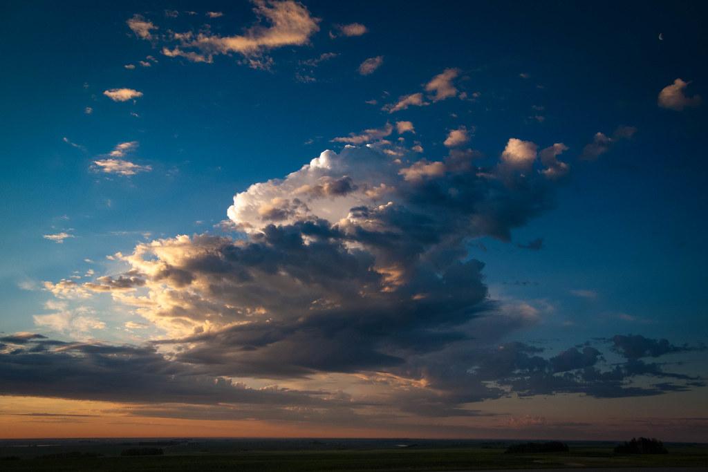 Multicolour Clouds