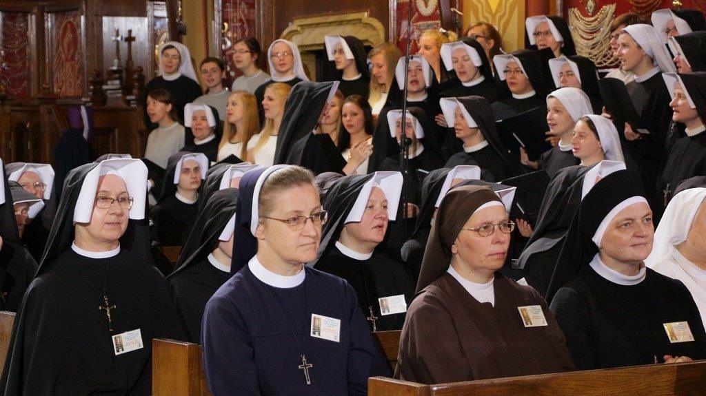 Konsulta z Papieżem w Sanktuarium w Łagiewnikach
