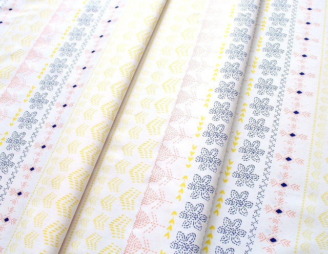 Art Gallery Fabrics Tule Embroidered by Moon